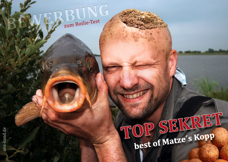 Top Sekret - Best of Matze´s Kopp
