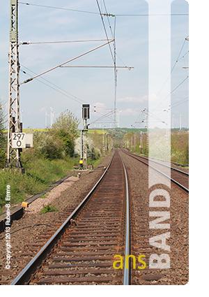 Bahndamm Viadukt bei Warburg
